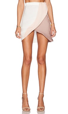 Alice McCall Triple Serve Skirt in Neopolitian