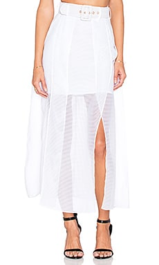 Alice McCall Satisfy My Soul Skirt in White