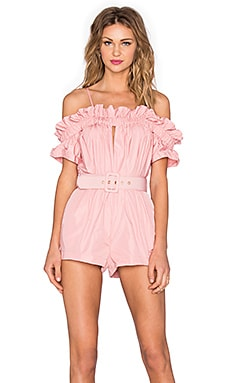 Dream About Me Romper in Ballet