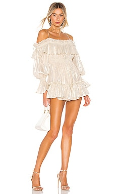 Champers Playsuit Alice McCall $450