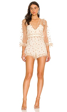 Mood for Love Playsuit Alice McCall $360