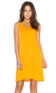 American Vintage Jikan Bay Dress in Honey
