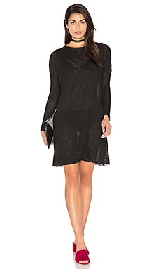 Cozistreet Dress in Black