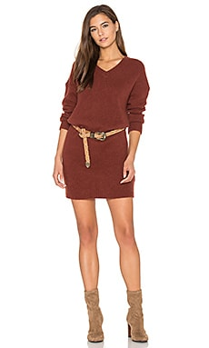 Vacaville Sweater Dress in Tilery