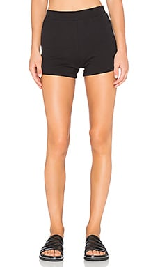 American Vintage Minot Short in Black