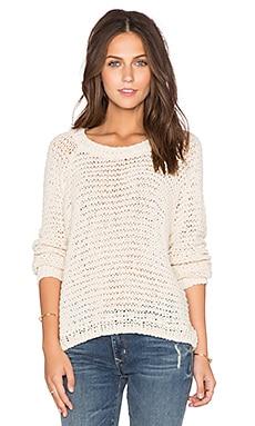 American Vintage Laramie Sweater in Enamel