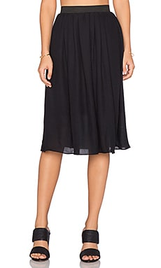 American Vintage Rosales Skirt in Black