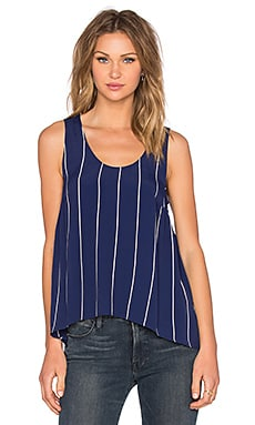 American Vintage Alys Tank in Twilight Tightrope