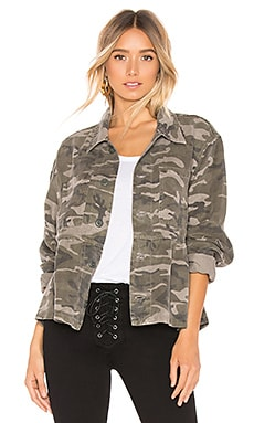 Cropped Rosie Jacket AMO $174