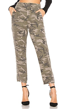 Pull On Slouch Trouser AMO $92