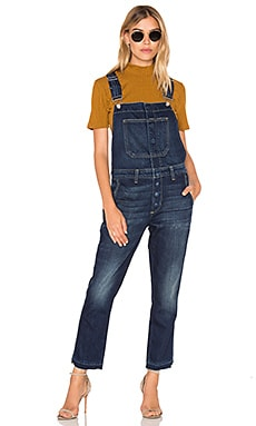 AMO Babe Overall in True Blue