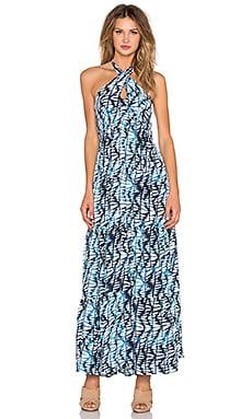 Макси платье olive - amour vert 5149