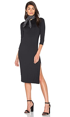 amour vert Nia Dress in Black