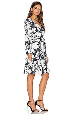 Harper Dress en Sylvan Floral