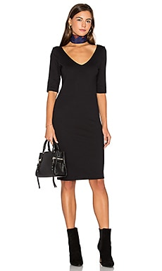 Starla Dress in Black