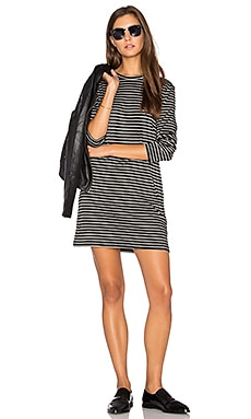 Mala Dress in Amsterdam Stripe