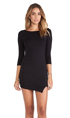 amour vert Kandy Dress in Black