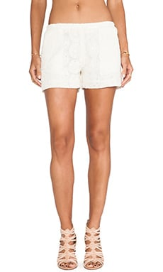 amour vert Sherry Shorts in Lace