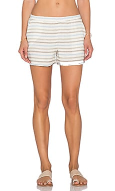 amour vert Betty Short in Blue Stripe