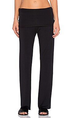 amour vert Sina Pant in Black