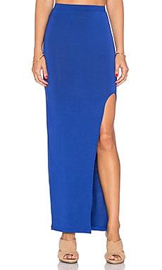 amour vert Zamora Skirt in Cobalt