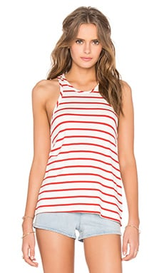 Martina Tank in Pop Stripe