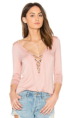 Bristol Top en Rose Doux
