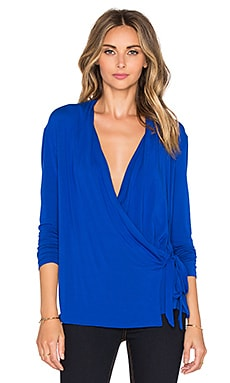 Laurel Top en Cobalt