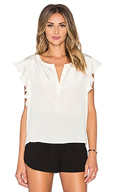 Dara Top in Ivory