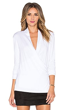 Laurel Top en Blanco