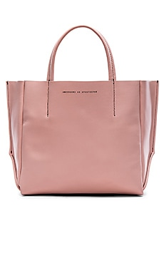 AMPERSAND AS APOSTROPHE Half Tote in Blush
