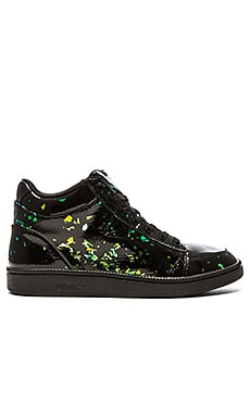 Alexander McQueen Puma McQ Serve Mid in Black