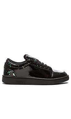 Alexander McQueen Puma McQ Serve Lo in Black Black