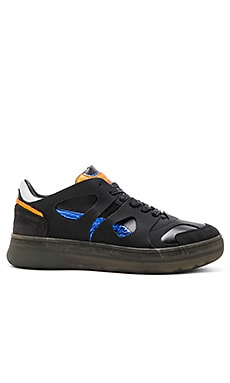 Alexander McQueen Puma McQ Move Lo in Black Black Surf the Web