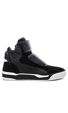 Alexander McQueen Puma Move Mid in Black & White