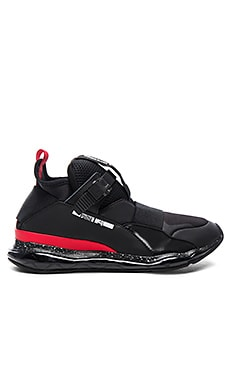 Alexander McQueen Puma Cell Mid in Black