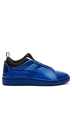 Alexander McQueen Puma MCQ Brace Lo in Surf the Web & Puma Black & Surf the Web