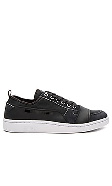 Alexander McQueen Puma MCQ Serve Lo in Puma Black & Puma White