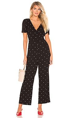 On The Bright Side Jumpsuit AMUSE SOCIETY $42