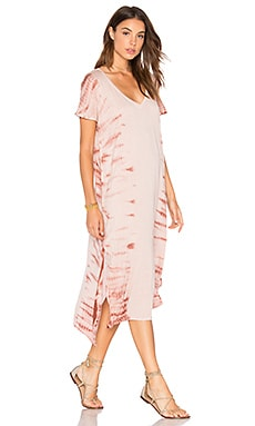 Lady Bay Dress in Rose