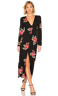 ROBE ALL BUTTONED UP AMUSE SOCIETY $108 BEST SELLER