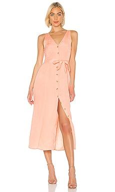 Driftwood Sleeveless Dress AMUSE SOCIETY $46