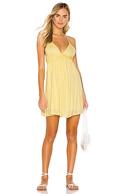 Day Tripper Strappy Dress AMUSE SOCIETY $58 BEST SELLER
