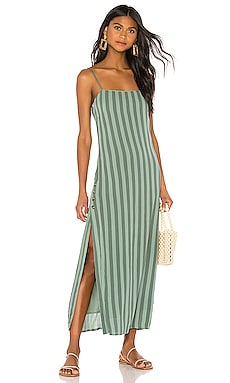 Hidden Cove Maxi Dress AMUSE SOCIETY $70