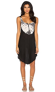 AMUSE SOCIETY Fiona Dress in Charcoal
