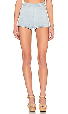 AMUSE SOCIETY Vice Short in Sky Wash
