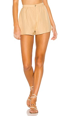 Canopy High Waisted Short AMUSE SOCIETY $22 (Rebajas sin devolución)