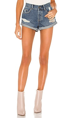 Crossroads Denim Short AMUSE SOCIETY $54