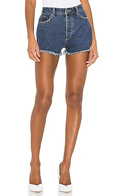 Shoreline Denim Short AMUSE SOCIETY $36