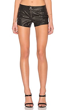 AMUSE SOCIETY Mulholland Short in Black Sands